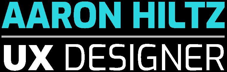 Aaron Hiltz UX Portfolio